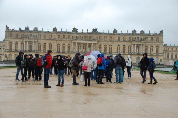 2016_Evreux_Versailles im Regen