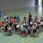 6a Einweisung in das Rollstuhlprojekt